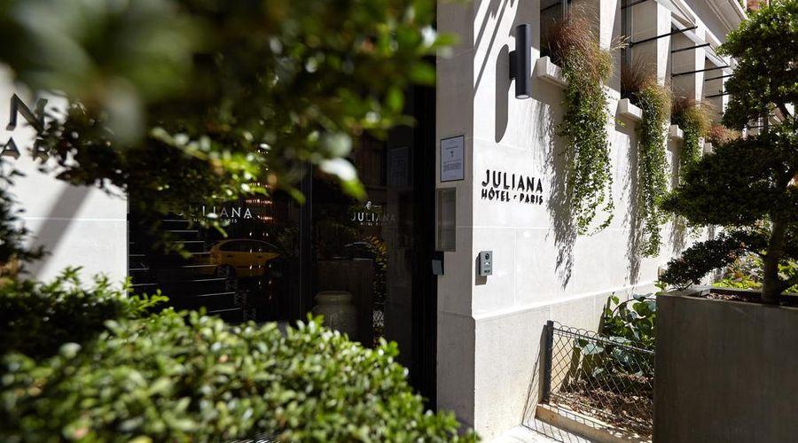 فندق جوليانا باريس-1 من 30 الصور
