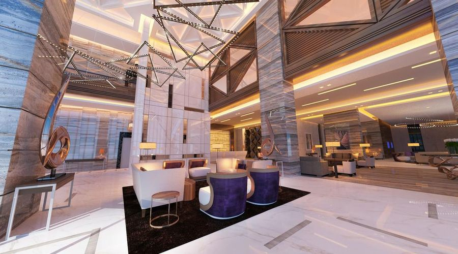 Radisson Blu Hotel, Dubai Waterfront-21 of 35 photos