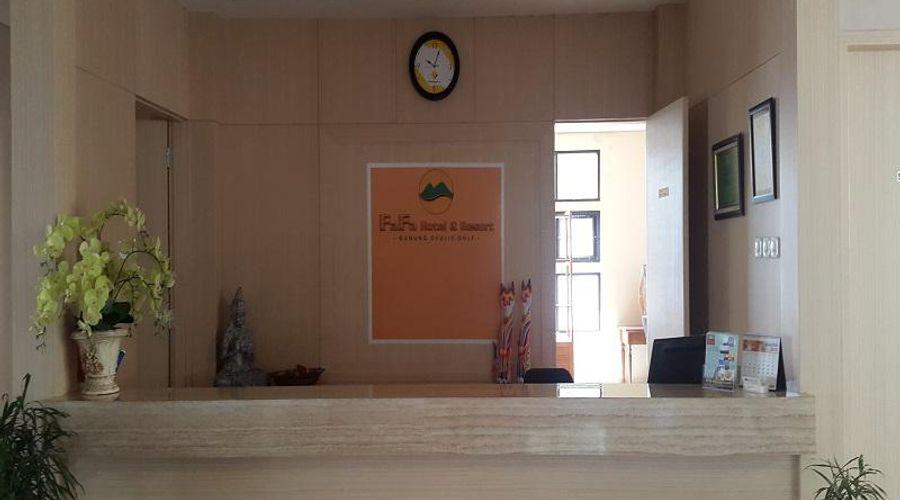 Hotel Fafa Hills Gunung Geulis-1 of 2 photos