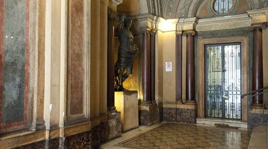 Four Rivers Suites in Rome-12 من 18 الصور