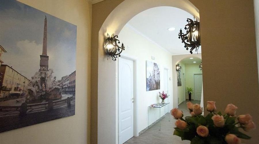 Four Rivers Suites in Rome-18 من 18 الصور