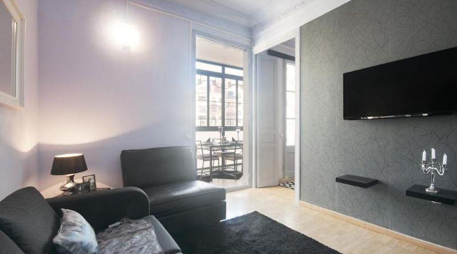 Barcelona 10 Apartments-7 من 17 الصور