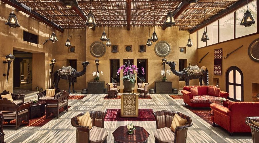 Bab Al Shams Desert Resort and Spa-3 of 34 photos