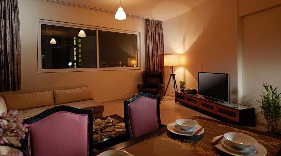 زيكو للشقق الفندقية دبي -2 من 21 الصور