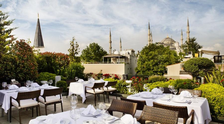 Eresin Hotels Sultanahmet – Boutique Class-9 of 29 photos