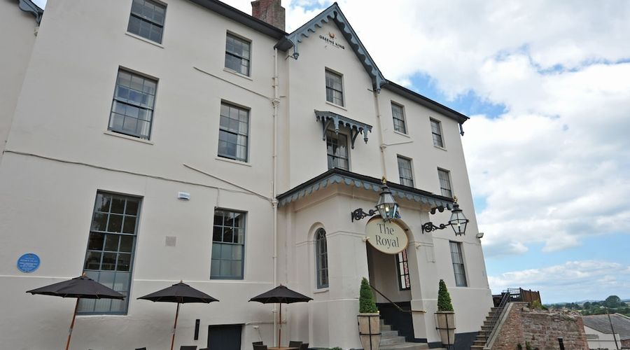 Royal Hotel Ross On Wye-28 of 33 photos