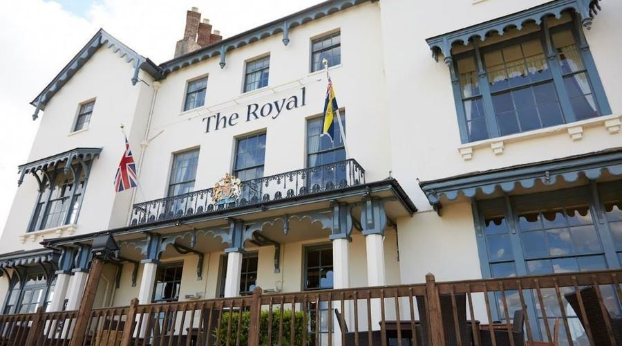 Royal Hotel Ross On Wye-1 of 33 photos