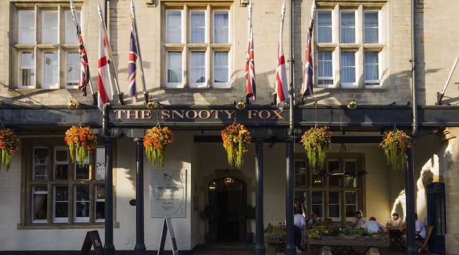 The Snooty Fox-1 of 23 photos