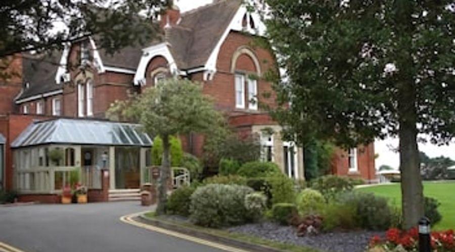Hallmark Hotel Stourport Manor-99 of 100 photos
