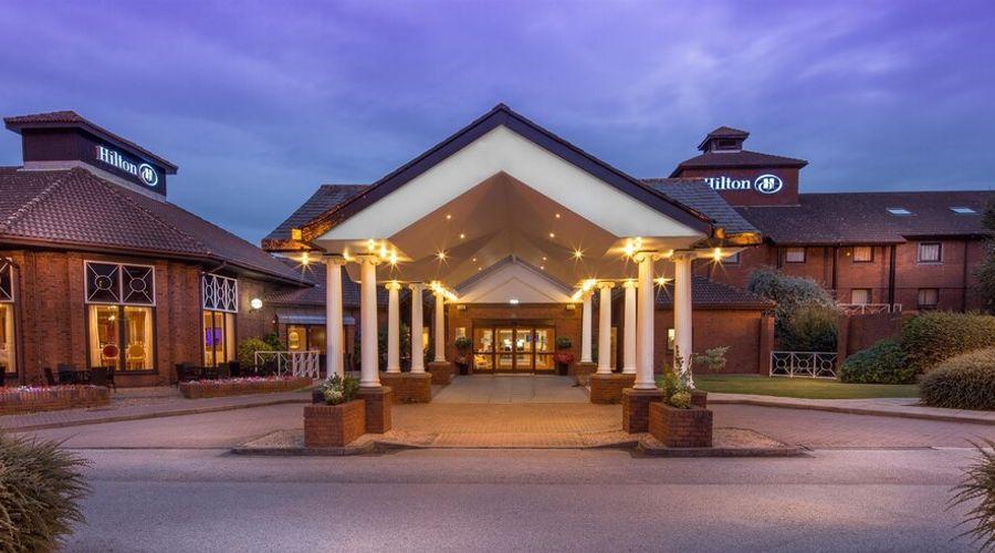 Hilton East Midlands Airport-62 of 65 photos