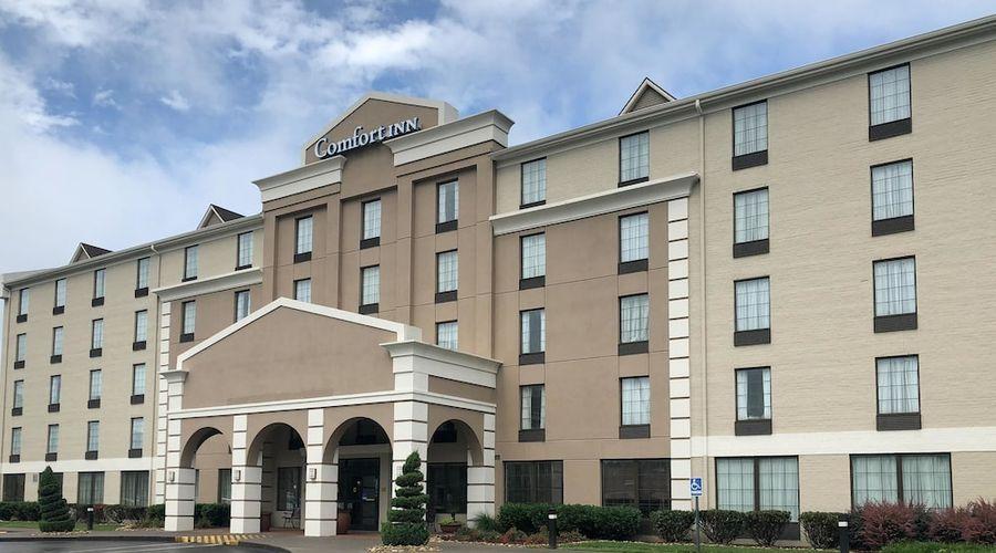 Comfort Inn Oak Ridge - Knoxville-1 of 42 photos