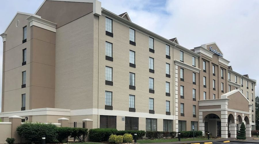 Comfort Inn Oak Ridge - Knoxville-41 of 42 photos