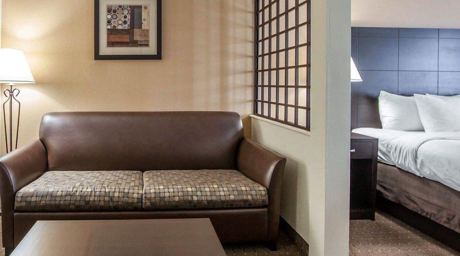 Comfort Inn Oak Ridge - Knoxville-20 of 42 photos