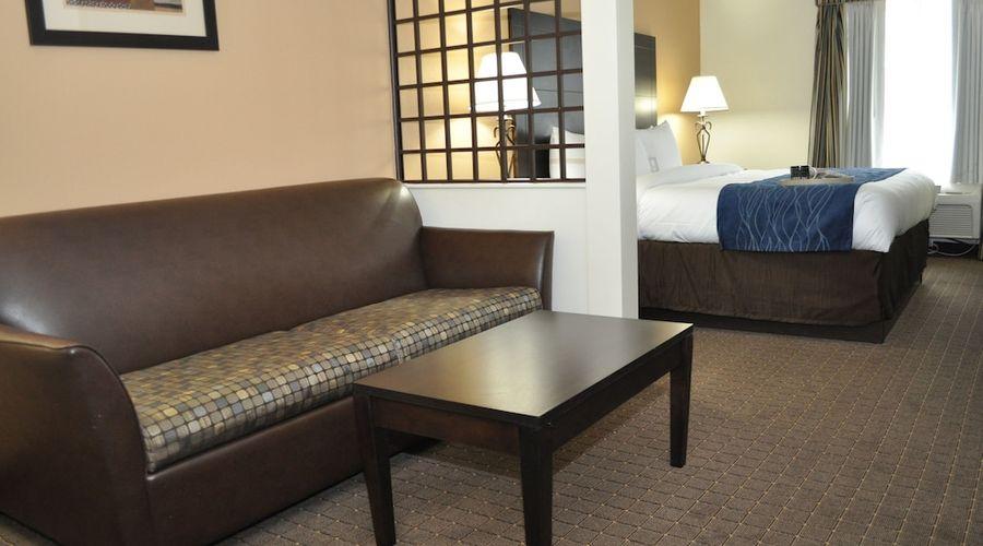 Comfort Inn Oak Ridge - Knoxville-42 of 42 photos