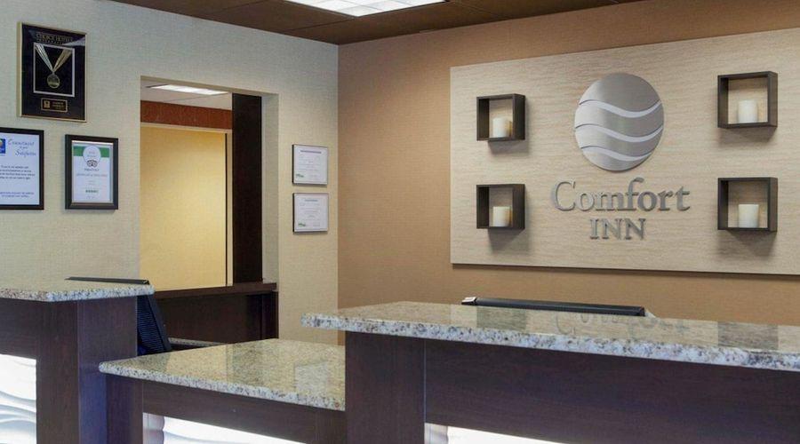Comfort Inn Oak Ridge - Knoxville-3 of 42 photos