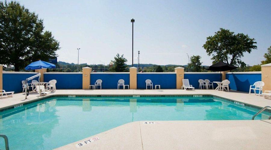 Comfort Inn Oak Ridge - Knoxville-24 of 42 photos