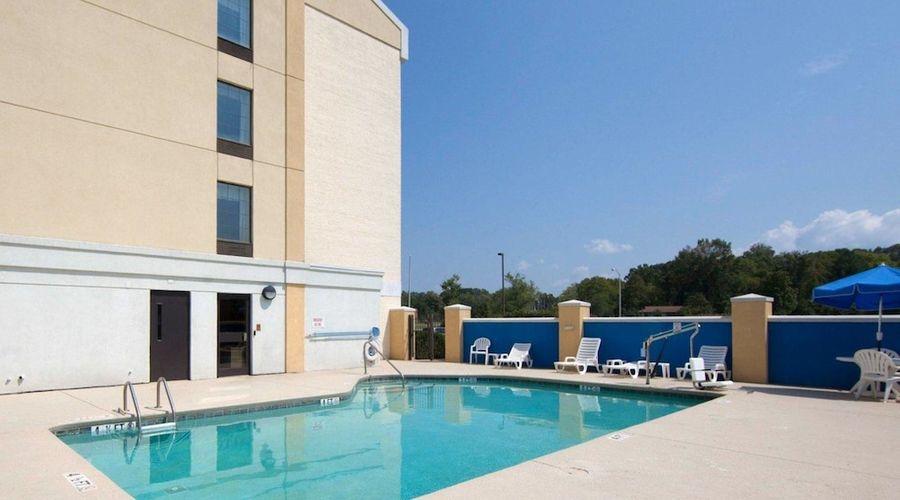 Comfort Inn Oak Ridge - Knoxville-25 of 42 photos