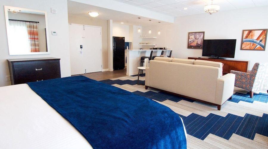 Lexington Hotel & Conference Center - Jacksonville Riverwalk-22 of 89 photos