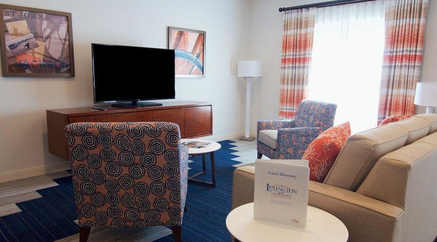 Lexington Hotel & Conference Center - Jacksonville Riverwalk-25 of 89 photos