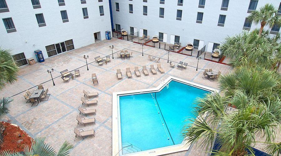 Lexington Hotel & Conference Center - Jacksonville Riverwalk-32 of 89 photos