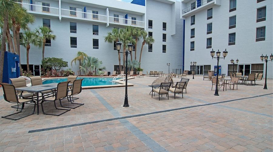 Lexington Hotel & Conference Center - Jacksonville Riverwalk-31 of 89 photos