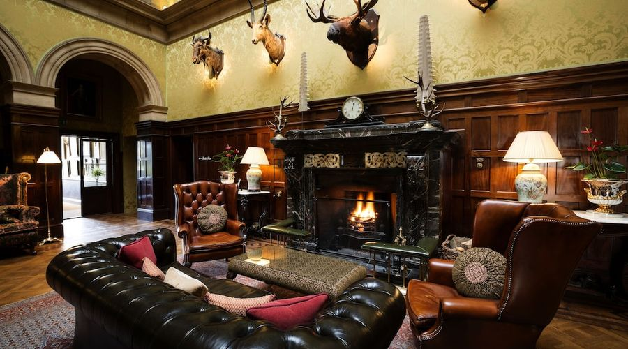 Stapleford Park Country House Hotel and Sporting Estate-6 of 119 photos