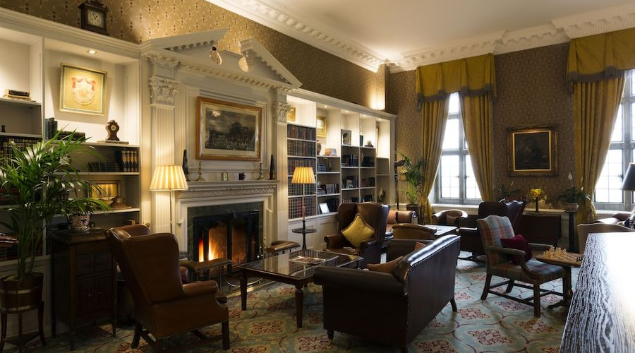 Stapleford Park Country House Hotel and Sporting Estate-83 of 119 photos