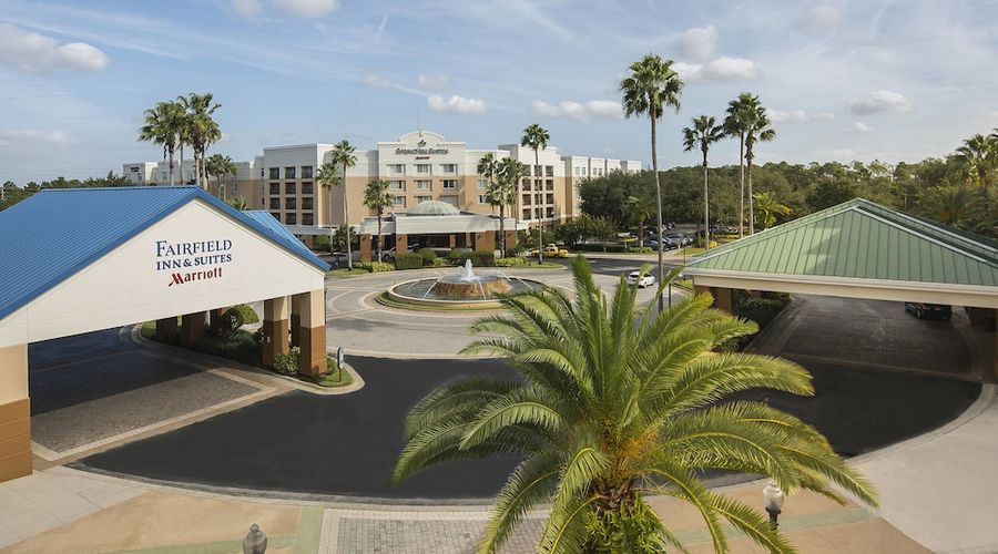 Fairfield Inn & Suites Lake Buena Vista in Marriott Village-38 of 40 photos