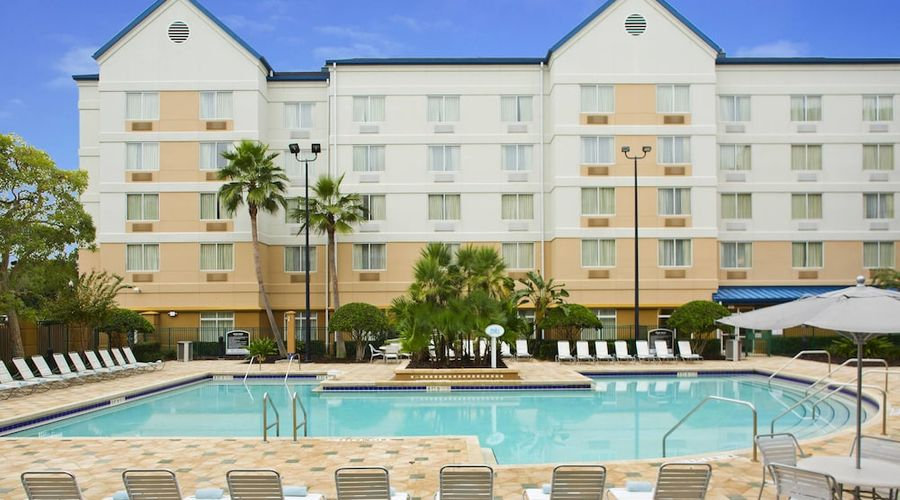 Fairfield Inn & Suites Lake Buena Vista in Marriott Village-14 of 40 photos