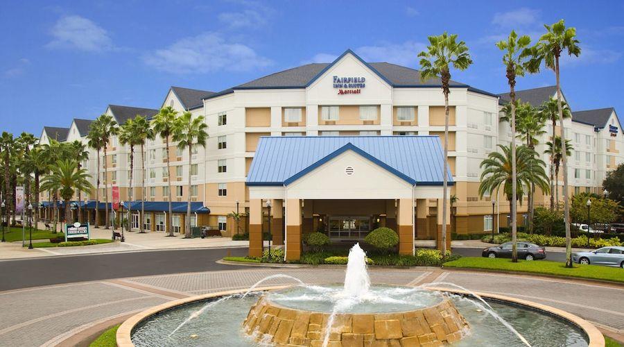 Fairfield Inn & Suites Lake Buena Vista in Marriott Village-1 of 40 photos
