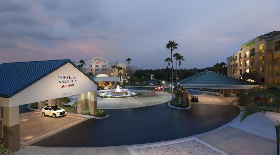 Fairfield Inn & Suites Lake Buena Vista in Marriott Village-37 of 40 photos