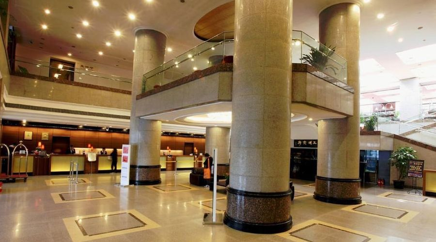 Beijing Continental Grand Hotel-2 of 34 photos
