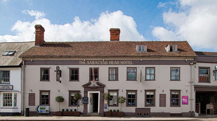 Saracens Head Hotel-1 of 91 photos