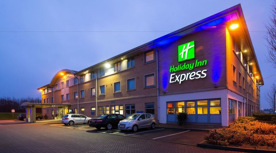 Holiday Inn Express East Midlands Airport-33 of 33 photos