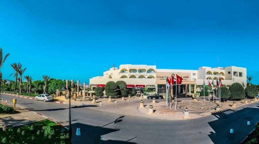 Golden Tulip Carthage Tunis Hotel-49 of 49 photos