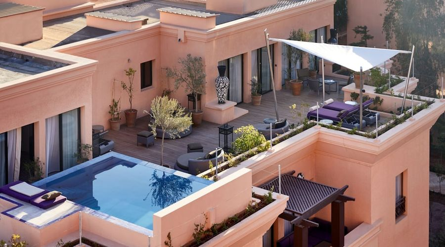 Movenpick Hotel Mansour Eddahbi Marrakech-30 of 70 photos