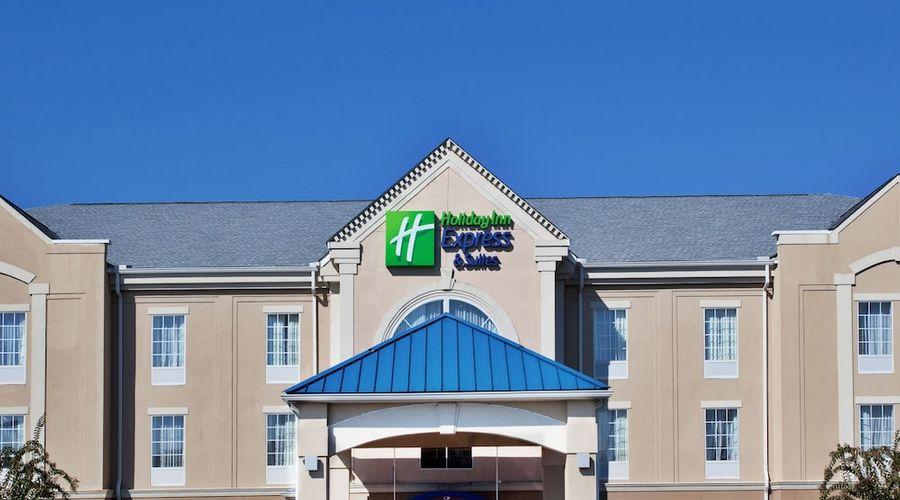 Holiday Inn Express Hotel & Suites Orangeburg-20 of 22 photos