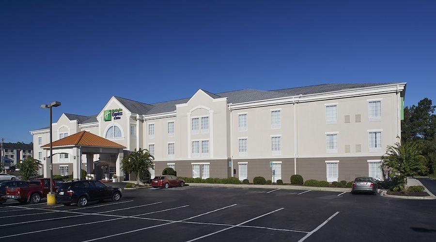 Holiday Inn Express Hotel & Suites Orangeburg-22 of 22 photos