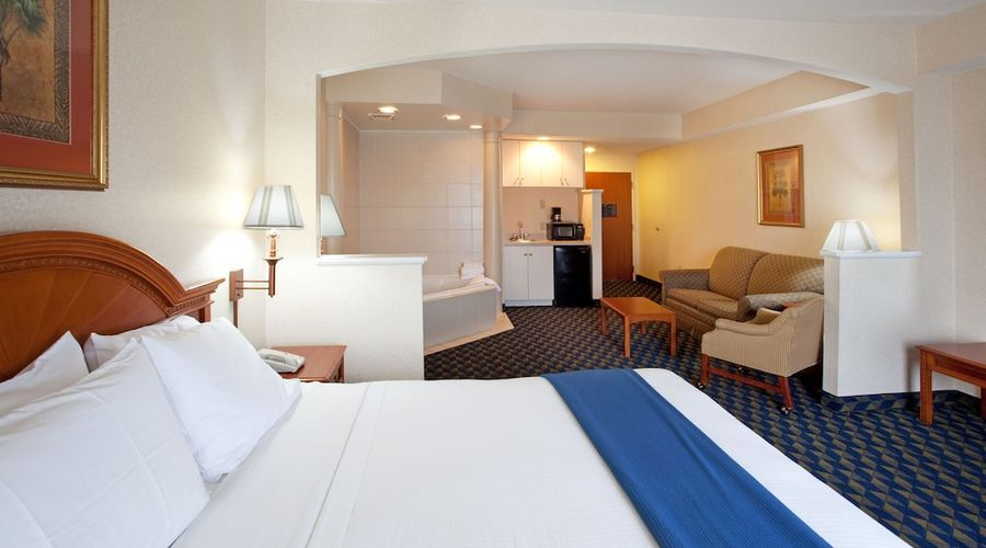 Holiday Inn Express Hotel & Suites Orangeburg-1 of 22 photos
