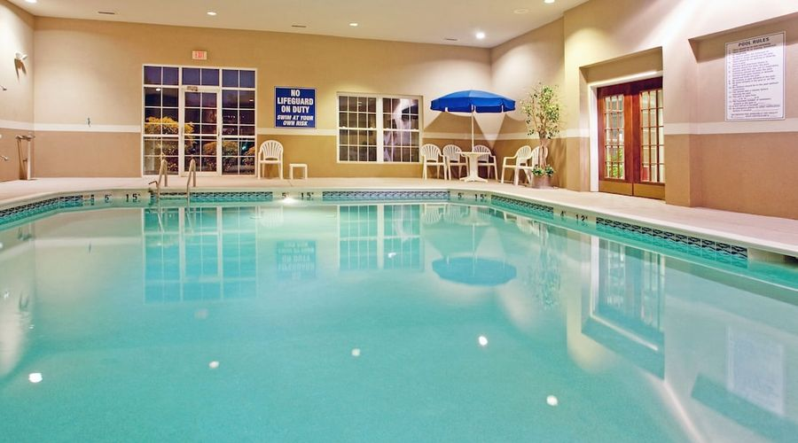 Holiday Inn Express Hotel & Suites Orangeburg-13 of 22 photos
