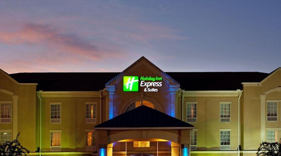 Holiday Inn Express Hotel & Suites Orangeburg-21 of 22 photos