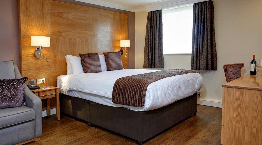 Best Western Premier East Midlands Airport Yew Lodge Hotel-5 of 66 photos