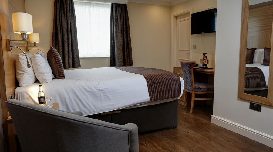 Best Western Premier East Midlands Airport Yew Lodge Hotel-7 of 66 photos