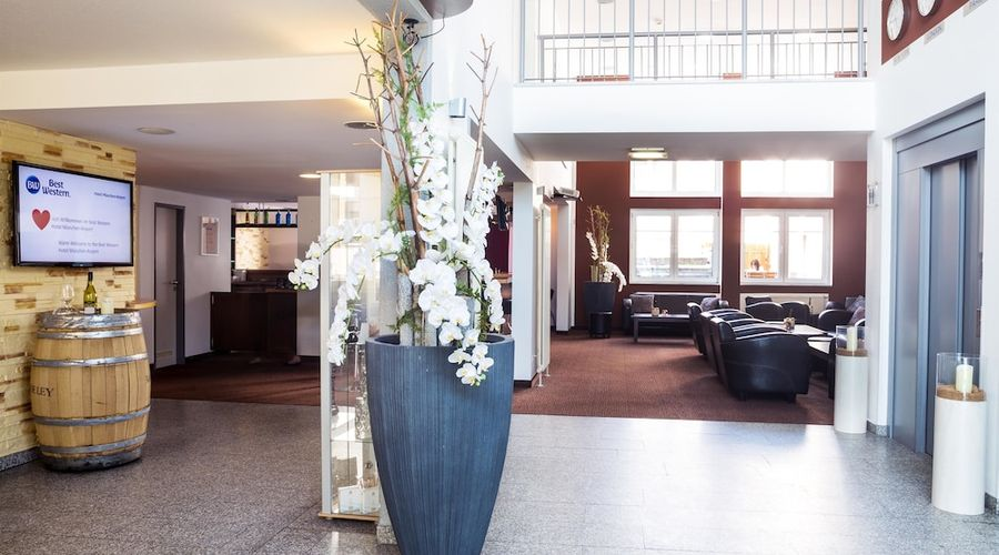 Best Western Hotel Muenchen Airport-3 of 40 photos