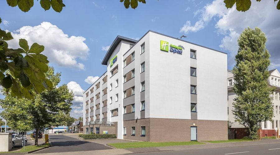 Holiday Inn Express Cologne Muelheim-49 of 50 photos