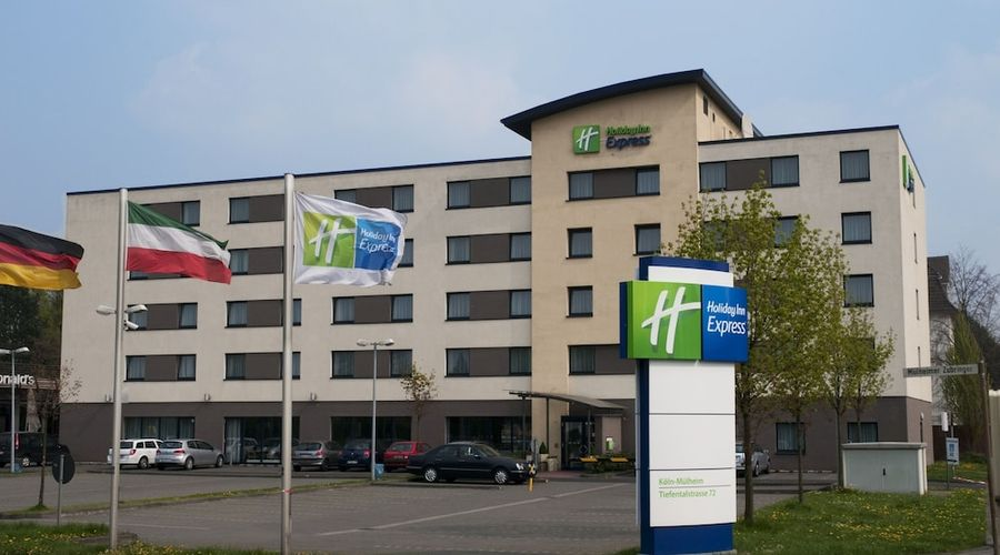 Holiday Inn Express Cologne Muelheim-46 of 50 photos