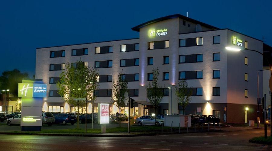 Holiday Inn Express Cologne Muelheim-1 of 50 photos