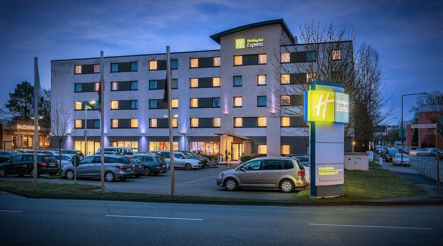 Holiday Inn Express Cologne Muelheim-44 of 50 photos
