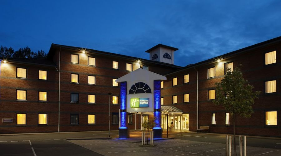 Holiday Inn Express Droitwich Spa-48 of 48 photos