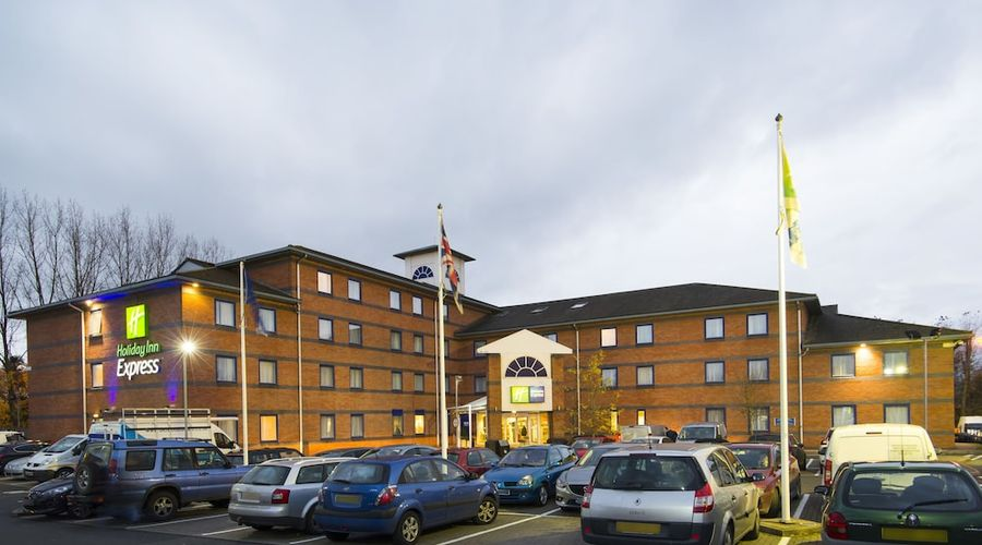 Holiday Inn Express Droitwich Spa-46 of 48 photos